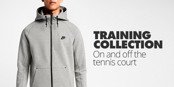 TENNIS TRAINING COLLECTION