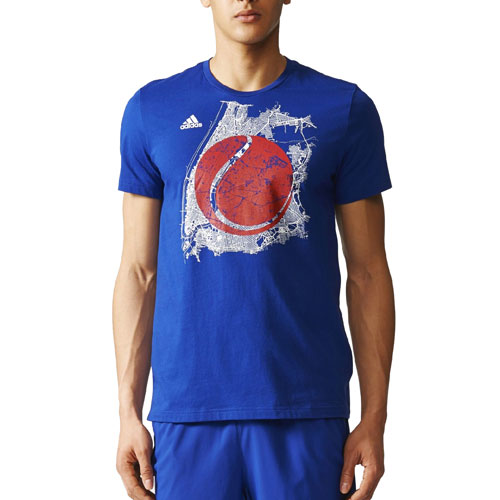 Adidas US Open Graphic T-Shirt
