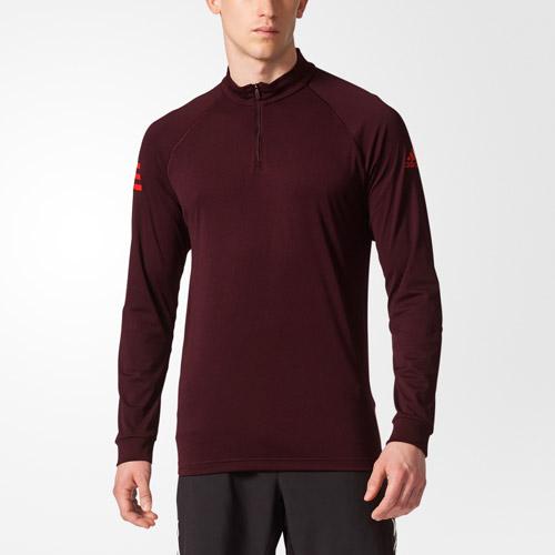 Adidas Club 1/4 Zip Shirt