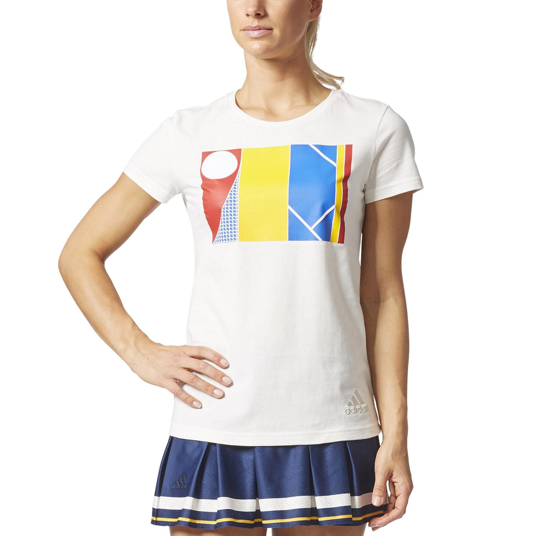 Adidas Pharrell NY Graphic T-Shirt
