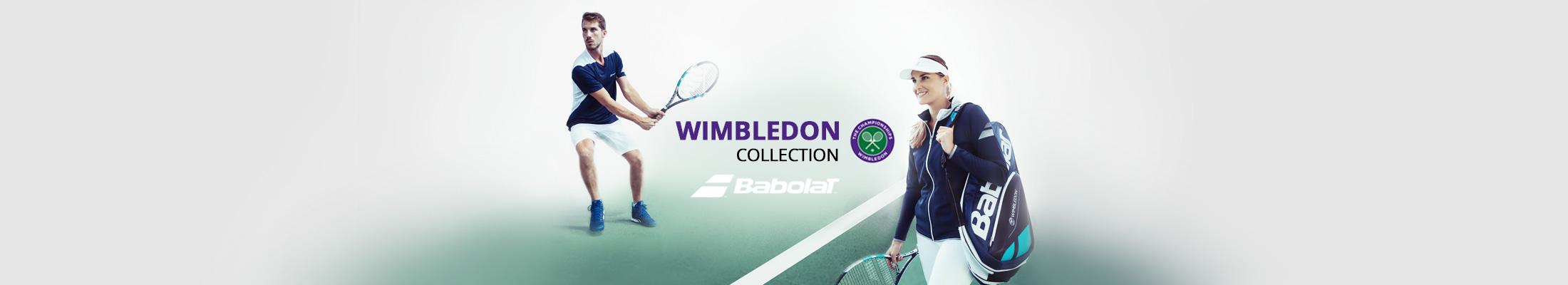 Babolat Wimbledon Collection