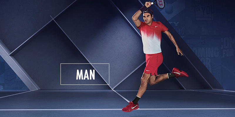 Nike Us Open Man Collection