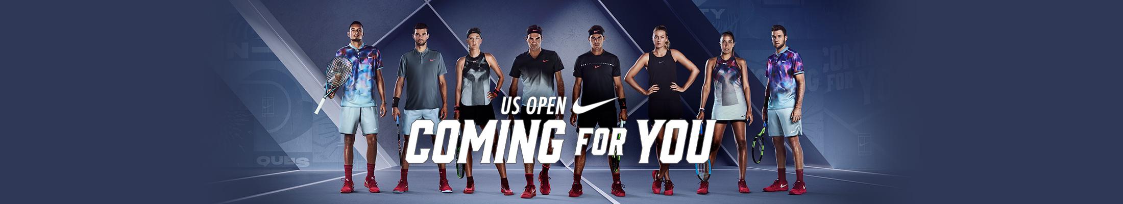 Nike Tenis Coleccion US Open