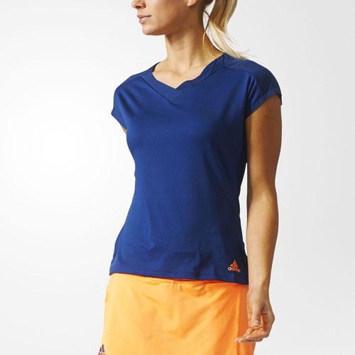Adidas W Melbourne Line T-Shirt