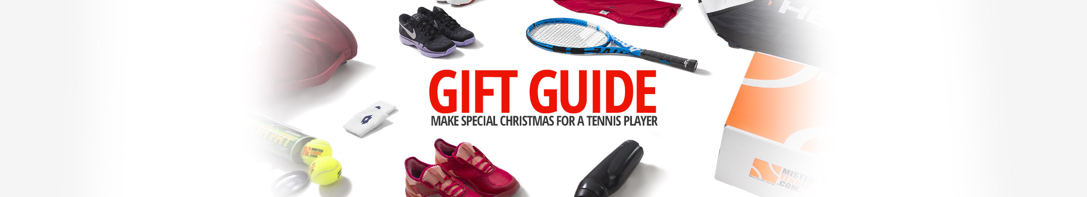 Tennis Gift Guide 2018