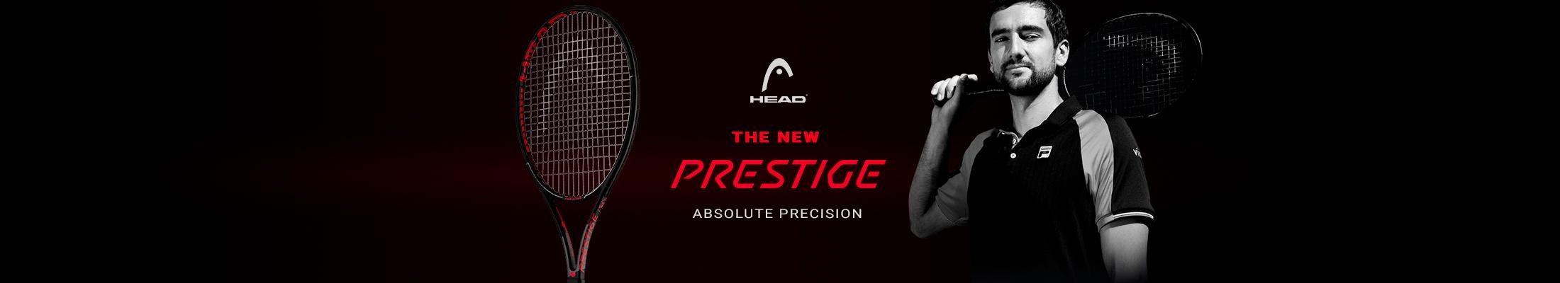 Head Graphene Touch Prestige