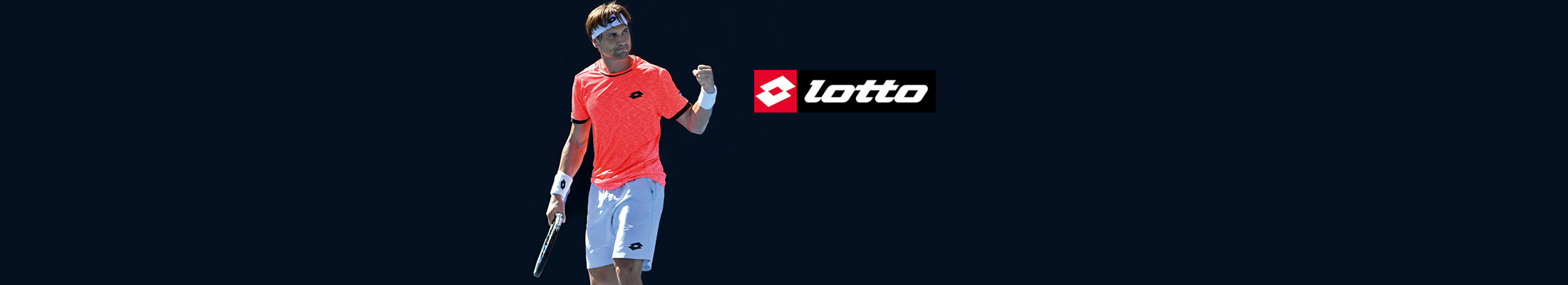 Men's Tennis apparel Lotto