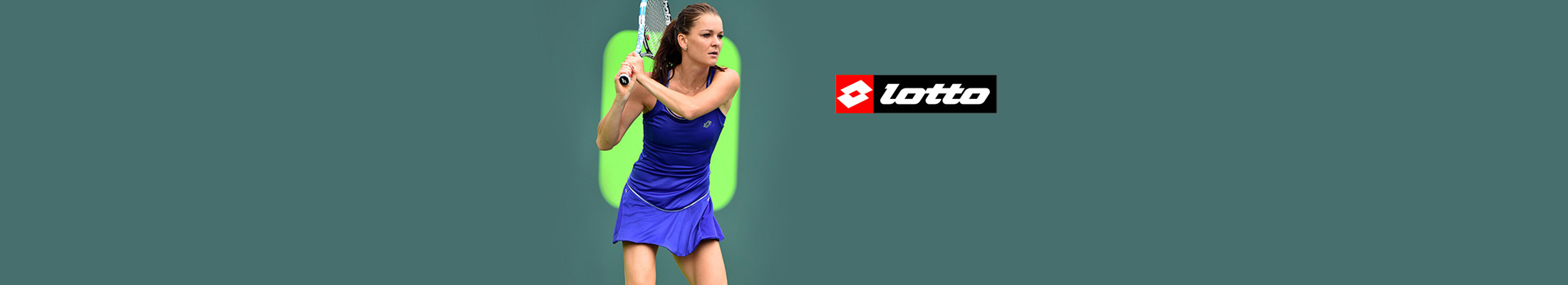 Women's Tennis apparel Lotto