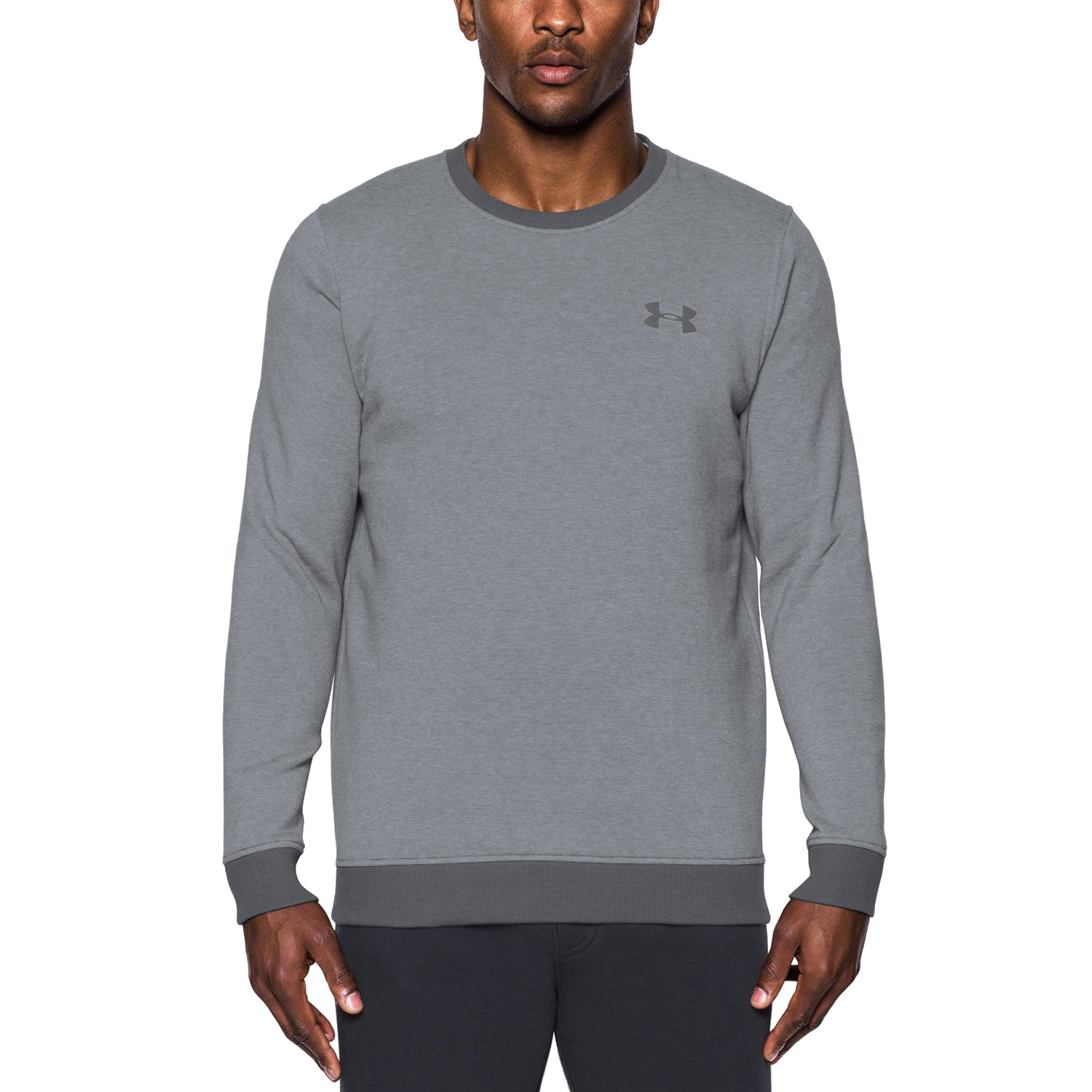 Under Armour Rival Fleece Fitted Shirt
