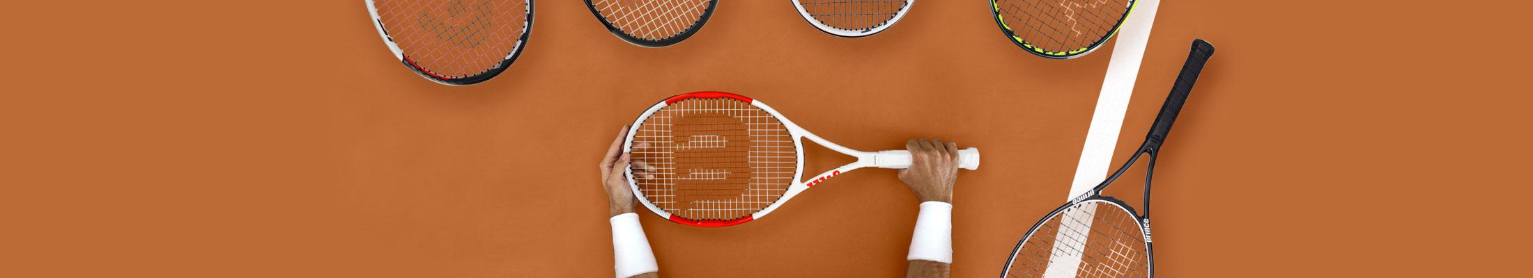 Scegli la tua Racchetta da Tennis