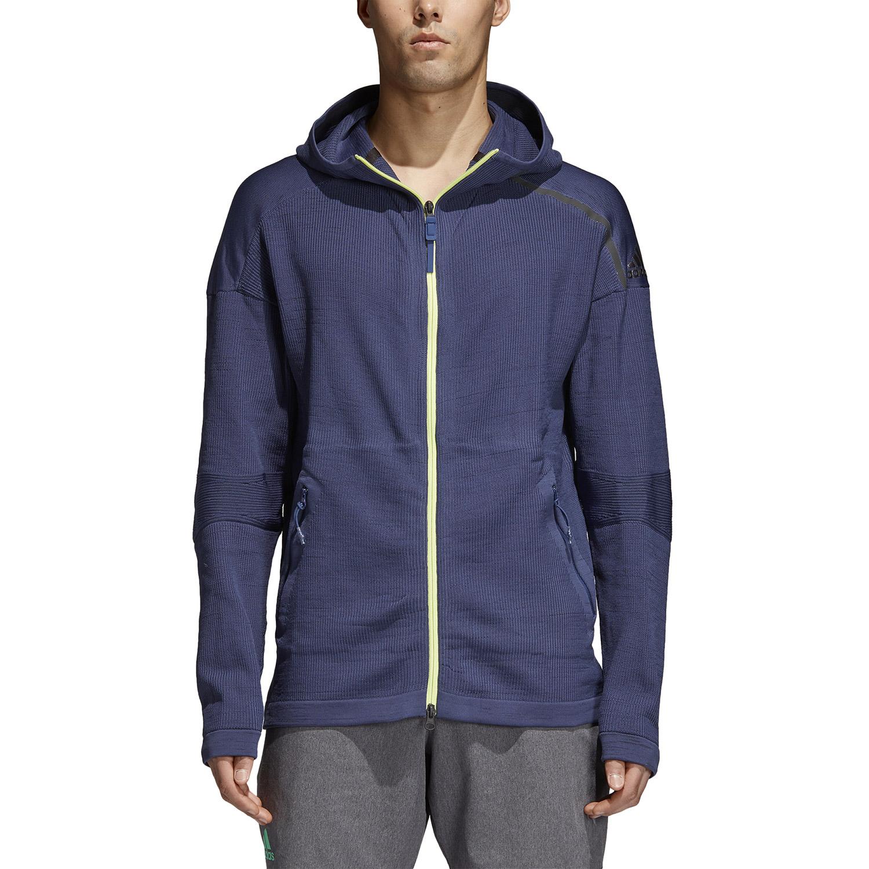 Z Bluelime e n Tenis Hombre Full Sudadera Adidas Zip 6qpdgE8