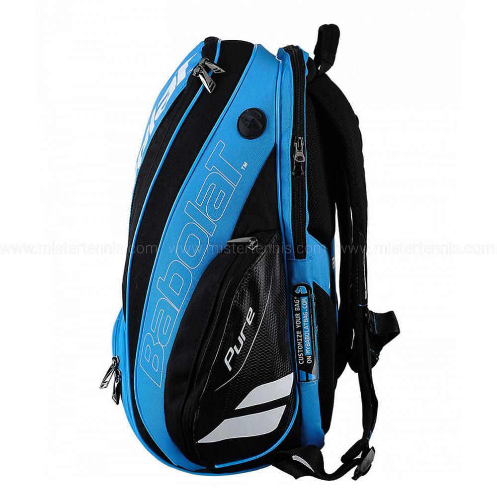 Babolat Pure Backpack 2018 Blue Black White
