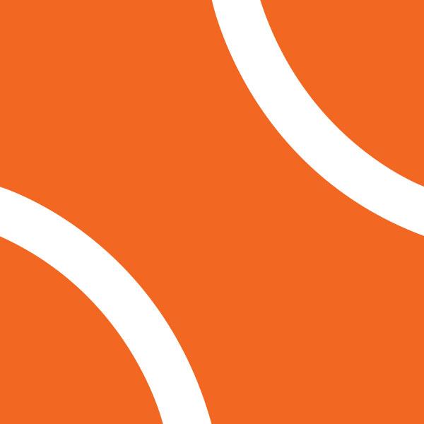 Lotto Twist Wristbands - White/Fluo Orange