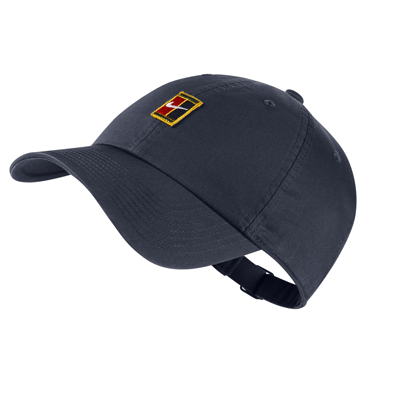 919a110527b Nike Court Heritage 86 Tennis Cap - Navy
