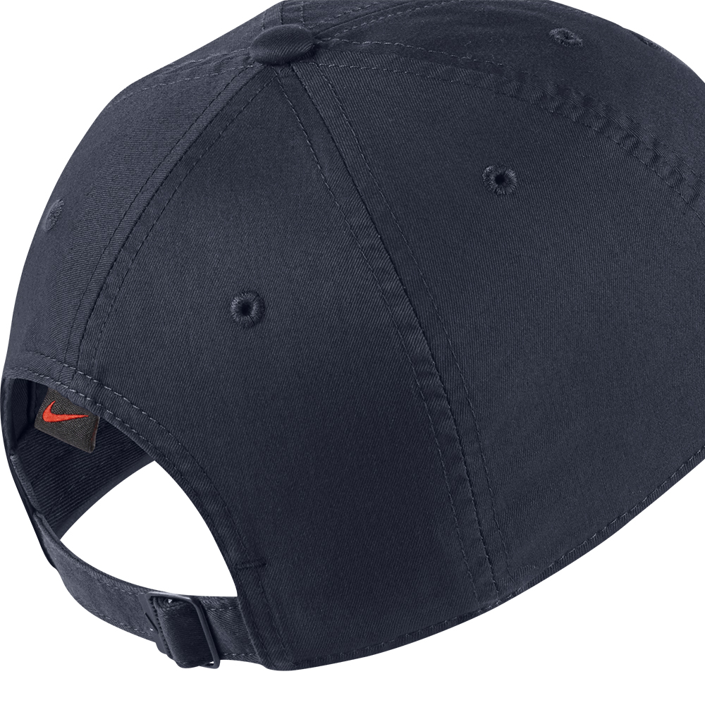 1a705f66a26 Nike Court Heritage 86 Cap - Navy 852184-431