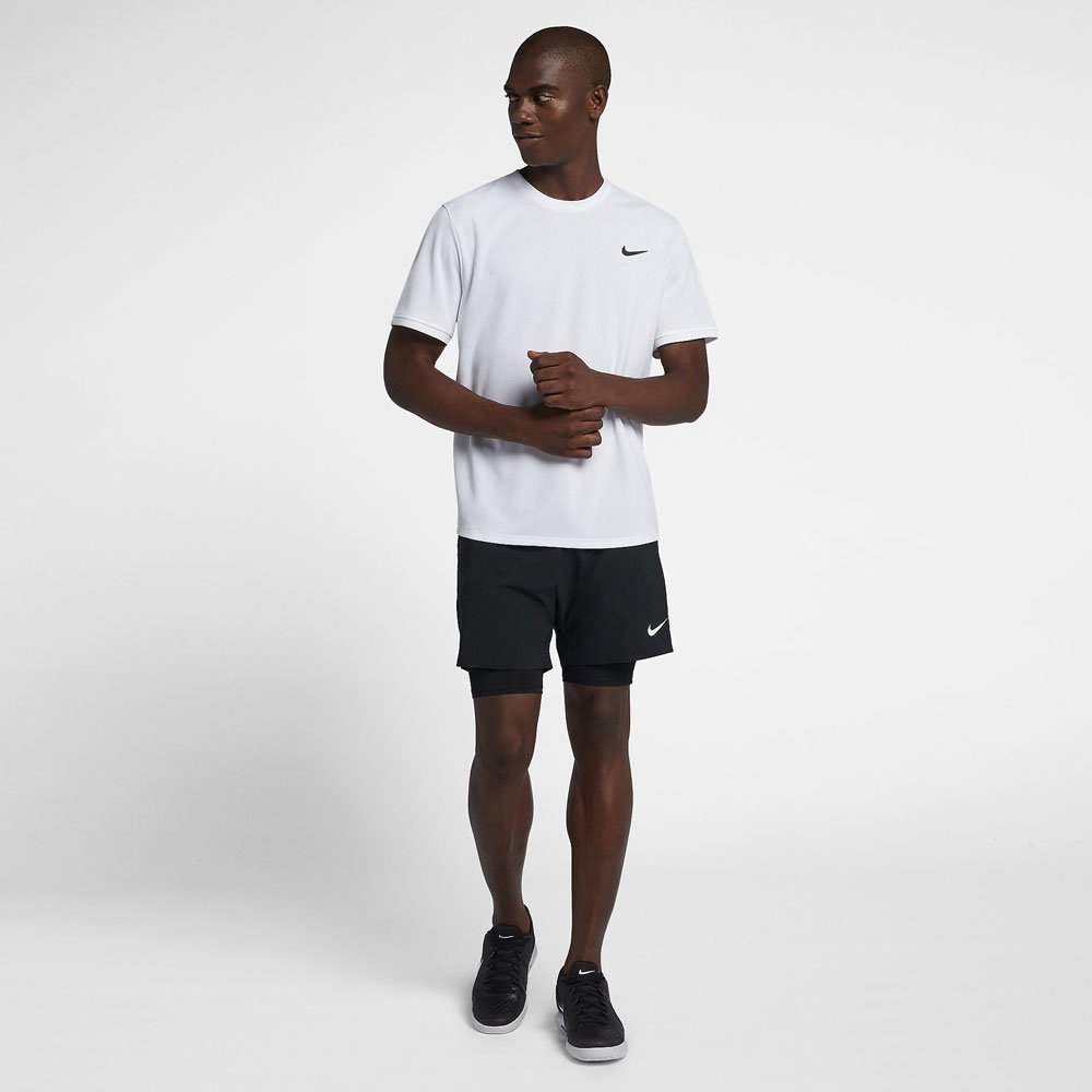 Nike Court Dry T-Shirt - White