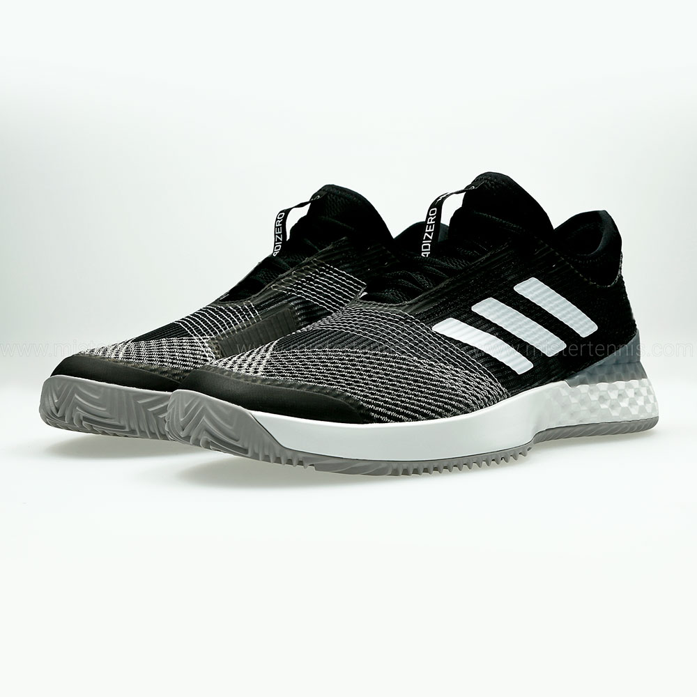 new style b320d d0dce Adidas Adizero Ubersonic 3 Clay. The Adidas Adizero Ubersonic 3 Clay mens  tennis shoes ...