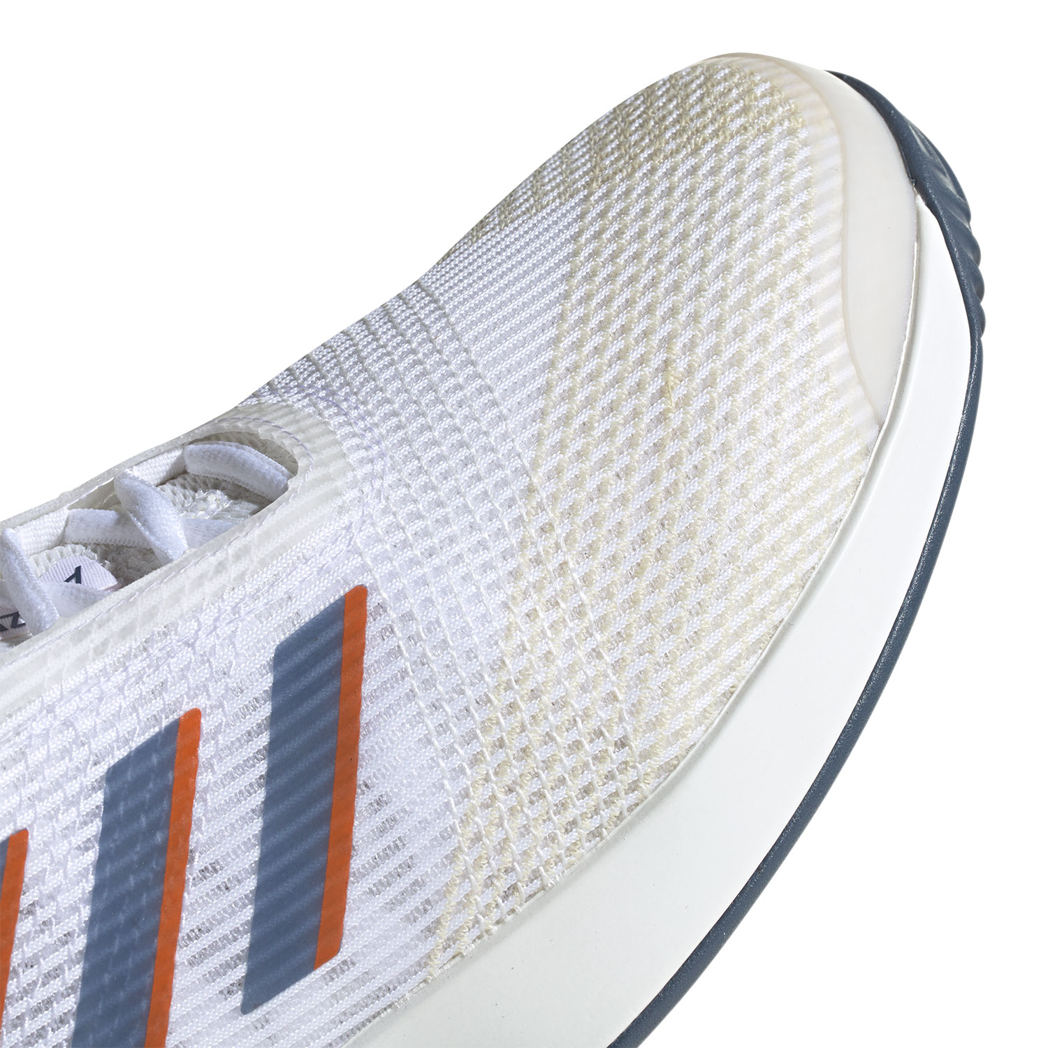 Adidas Adizero Ubersonic 3 Men's Tennis Shoes White