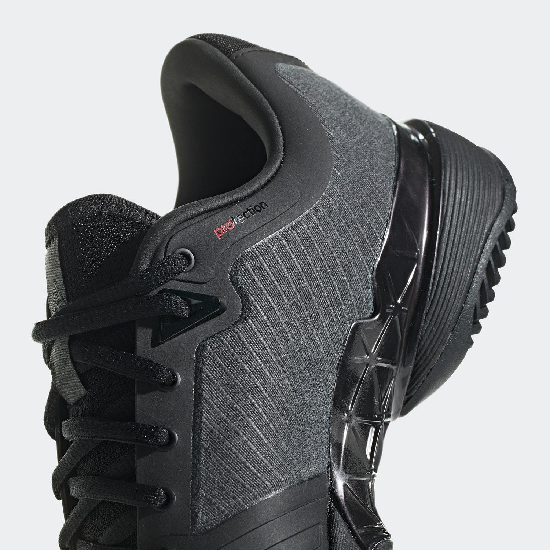 a91115b1fd05 Adidas Barricade 2018 LTD Men s Tennis Shoes - Black
