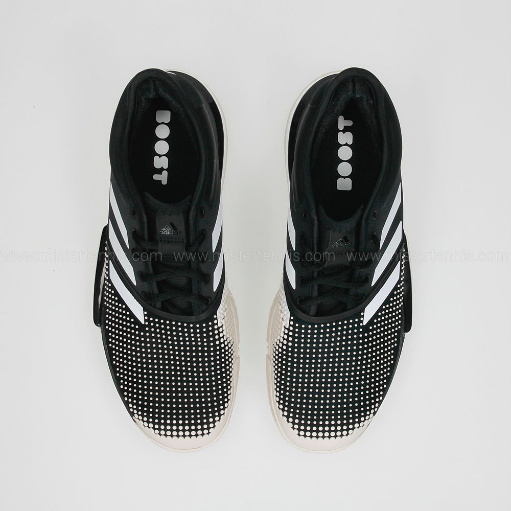 finest selection 724f7 1ec4f Adidas Solecourt Boost Clay - Black White