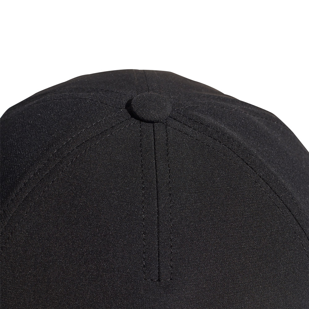 Adidas Junior 5 Panel Climalite Cap - Black/White
