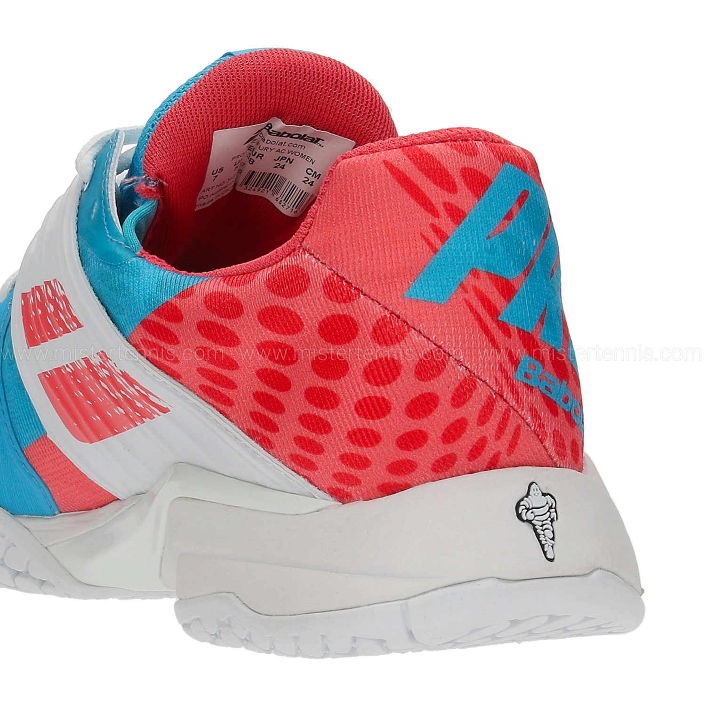 89fa75d8f55b Babolat Propulse Fury All Court Women s Tennis Shoes - Blue