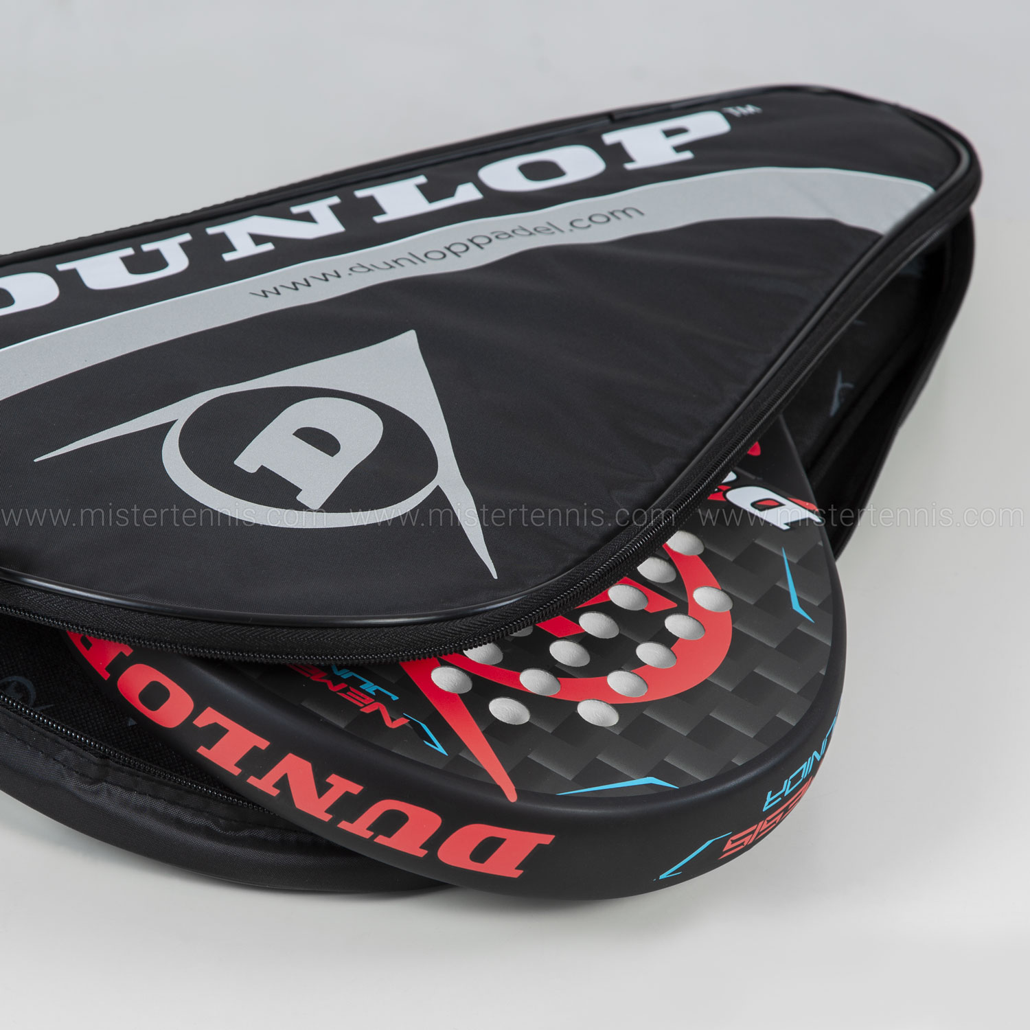Dunlop Pro Cover - Black/White