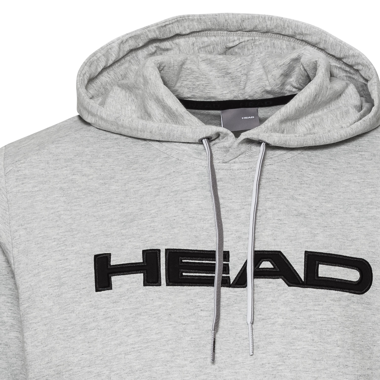 Head Club Byron Hoodie - Grey/Black