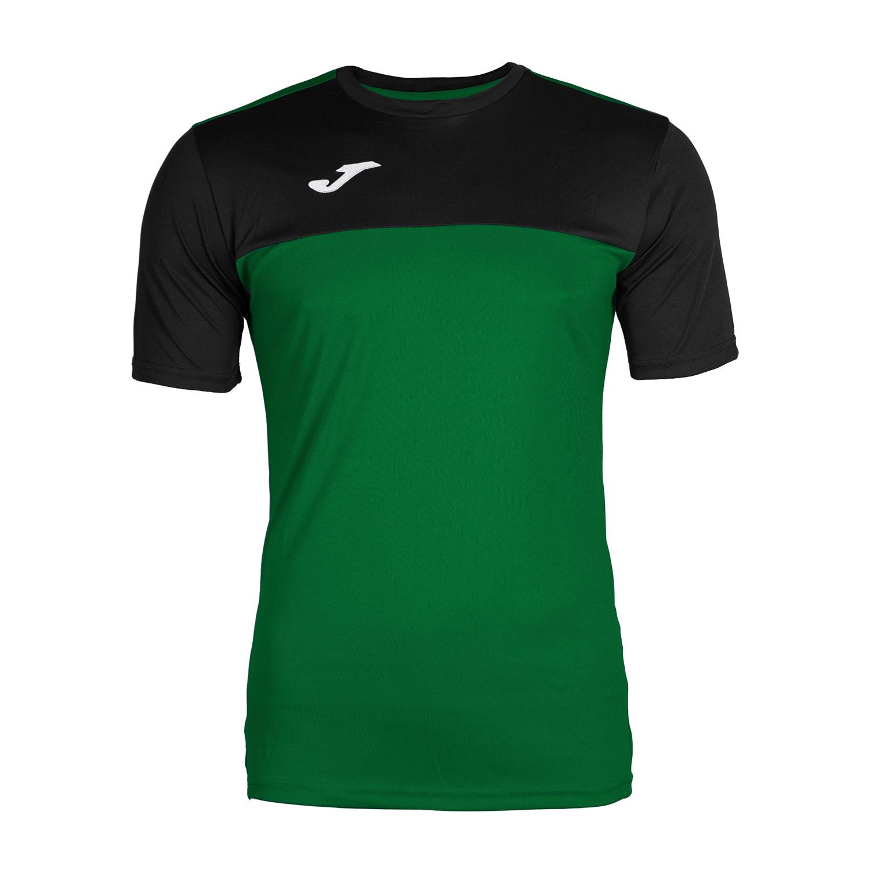 ad4339882 Joma Winner Boy's Tennis T-Shirt - Green/Black