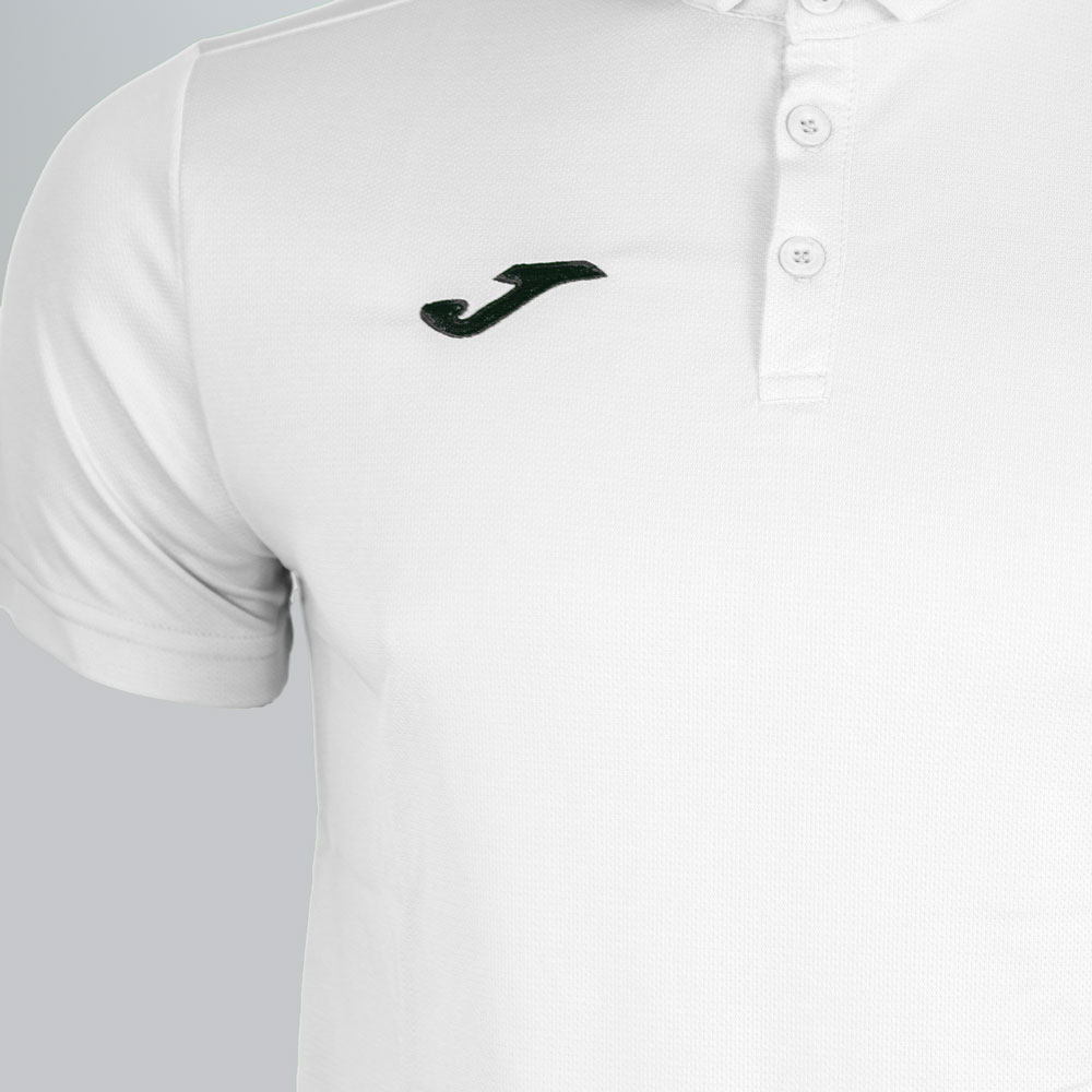 Joma Hobby Polo - White