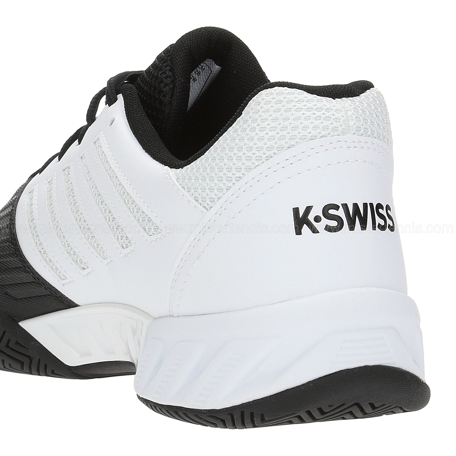 aac9b2f82d2b K-Swiss Bigshot Light 3 Men s Tennis Shoes - White Black