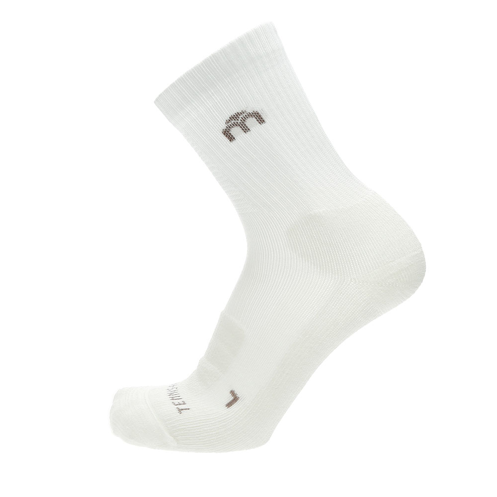 Mico Medium Professional Socks - White
