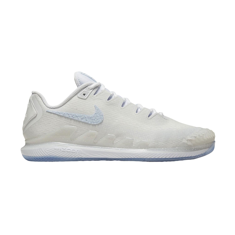 Nike Air Zoom Vapor X Knit DS WhiteBlue TintPure Platinum