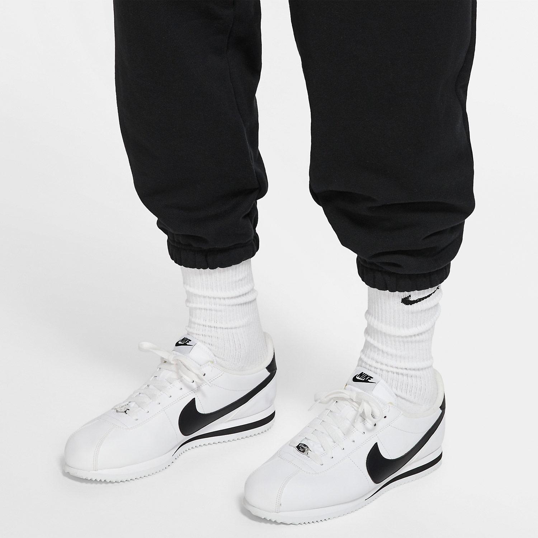 Nike Fleece Heritage Pants - Black