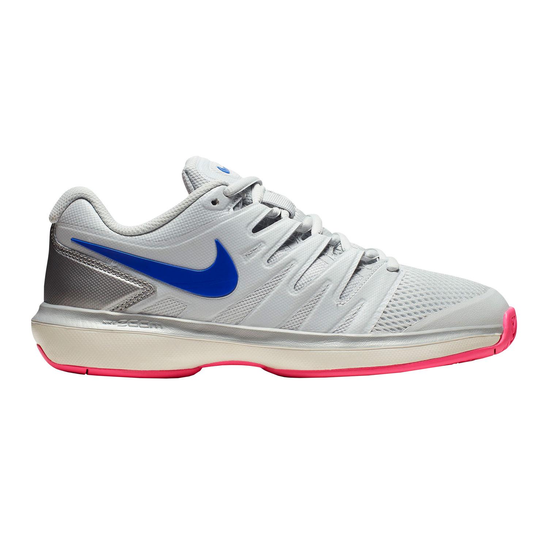 Hc Women's Nike Shoes Pure Zoom Prestige Tennis Platinum sxQCBhrdto