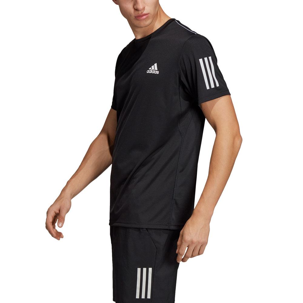 7918088de18d19 Adidas Club 3 Stripes T-Shirt. La maglietta tennis uomo ...