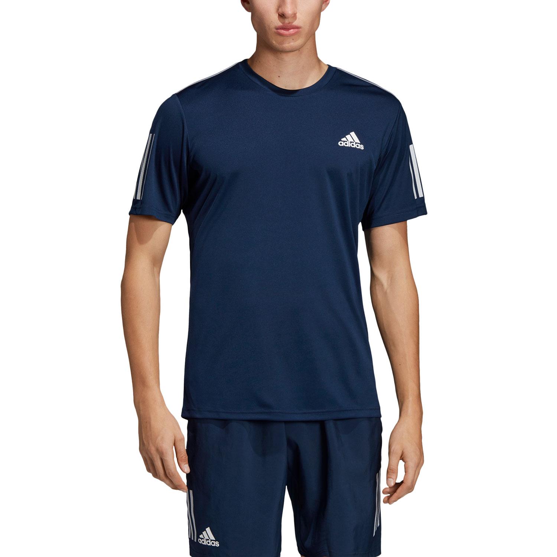 adidas t shirt tennis uomo