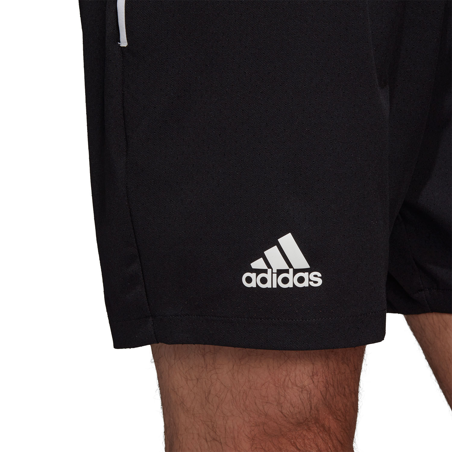 Adidas Escouade 7in Shorts - Black DY2413