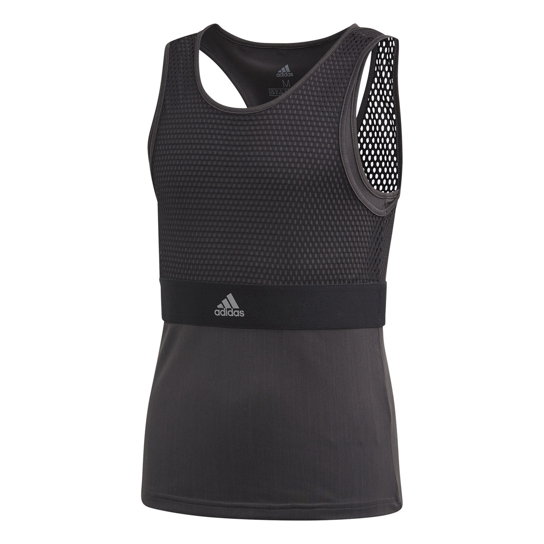 Adidas New York Tank Girl - Black