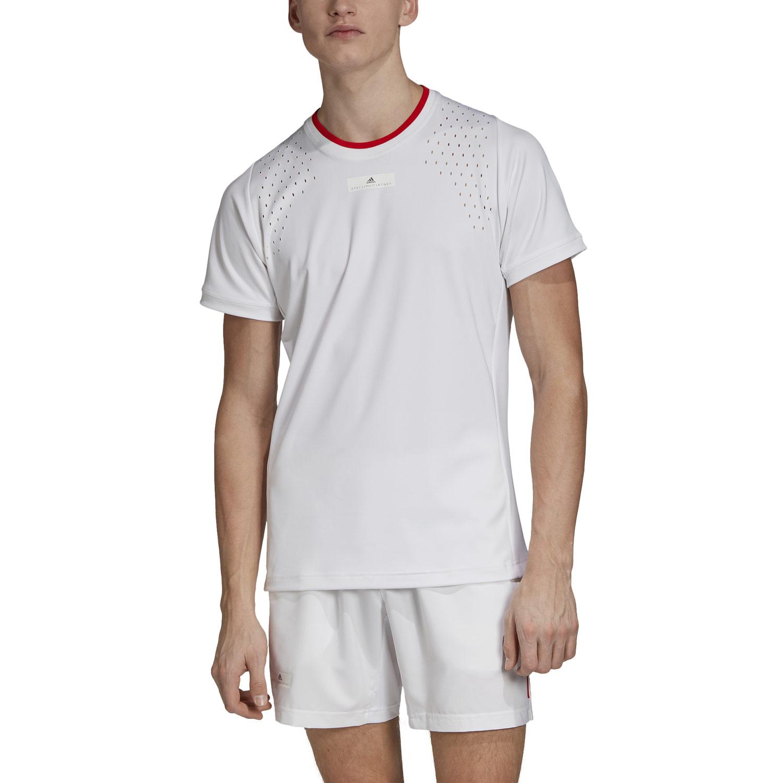 Adidas Stella McCartney Court T-Shirt - White