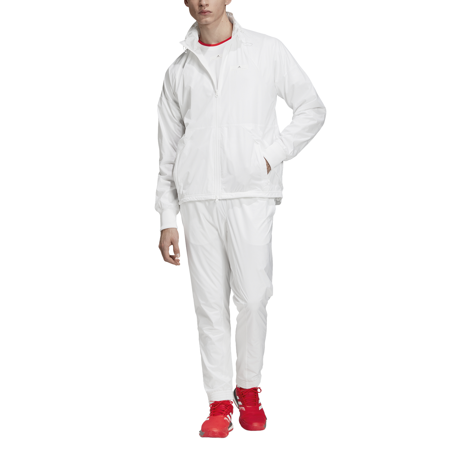 Adidas Stella McCartney Court Pants - White