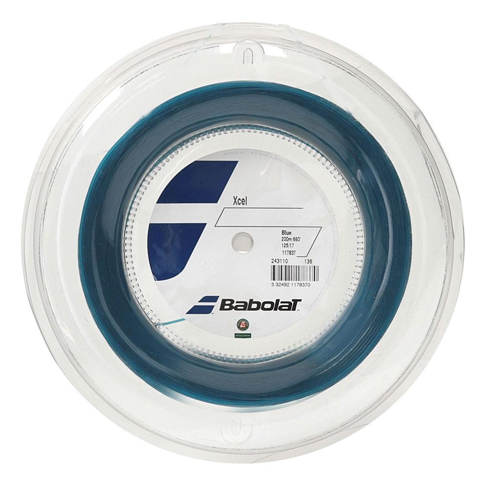 Babolat Xcel 1.25 200 m Reel - Blue