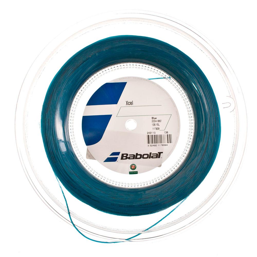 Babolat Xcel 1.35 200 m Reel - Blue