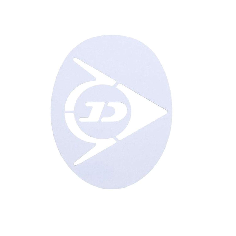 Dunlop Logo Stencil