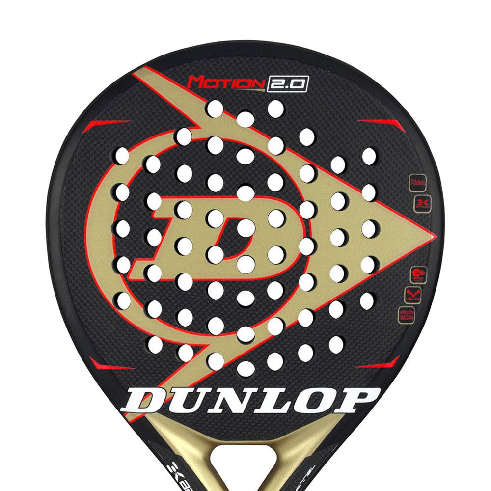 Dunlop Motion 2.0 Padel - Black/Gold
