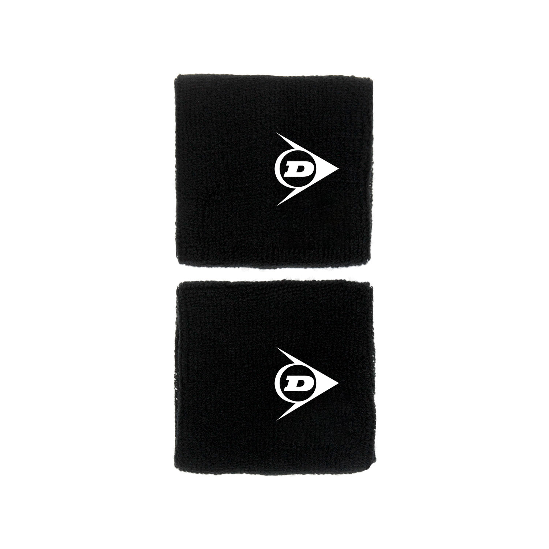 Dunlop Pro Wristbands - Black