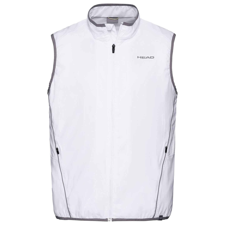 Head Club Vest - White