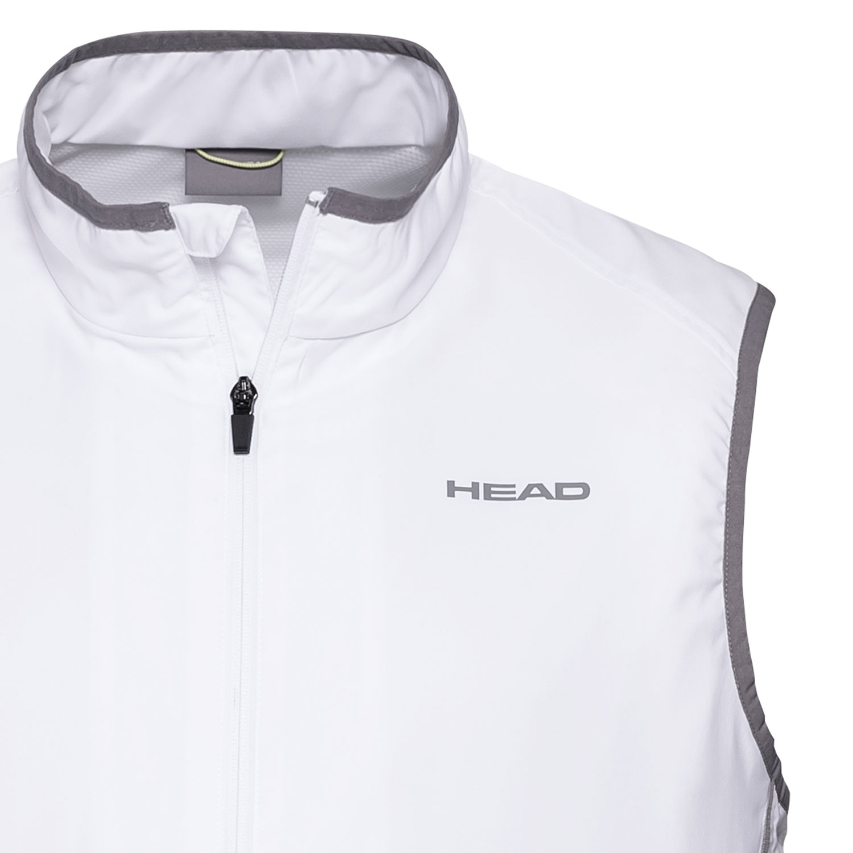Head Club Chaleco - White