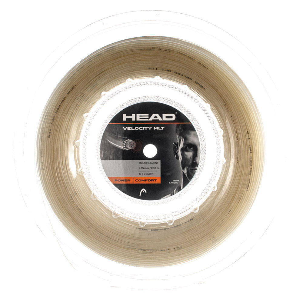 Head MultiPower Velocity 1.25 200 m Reel - Natural