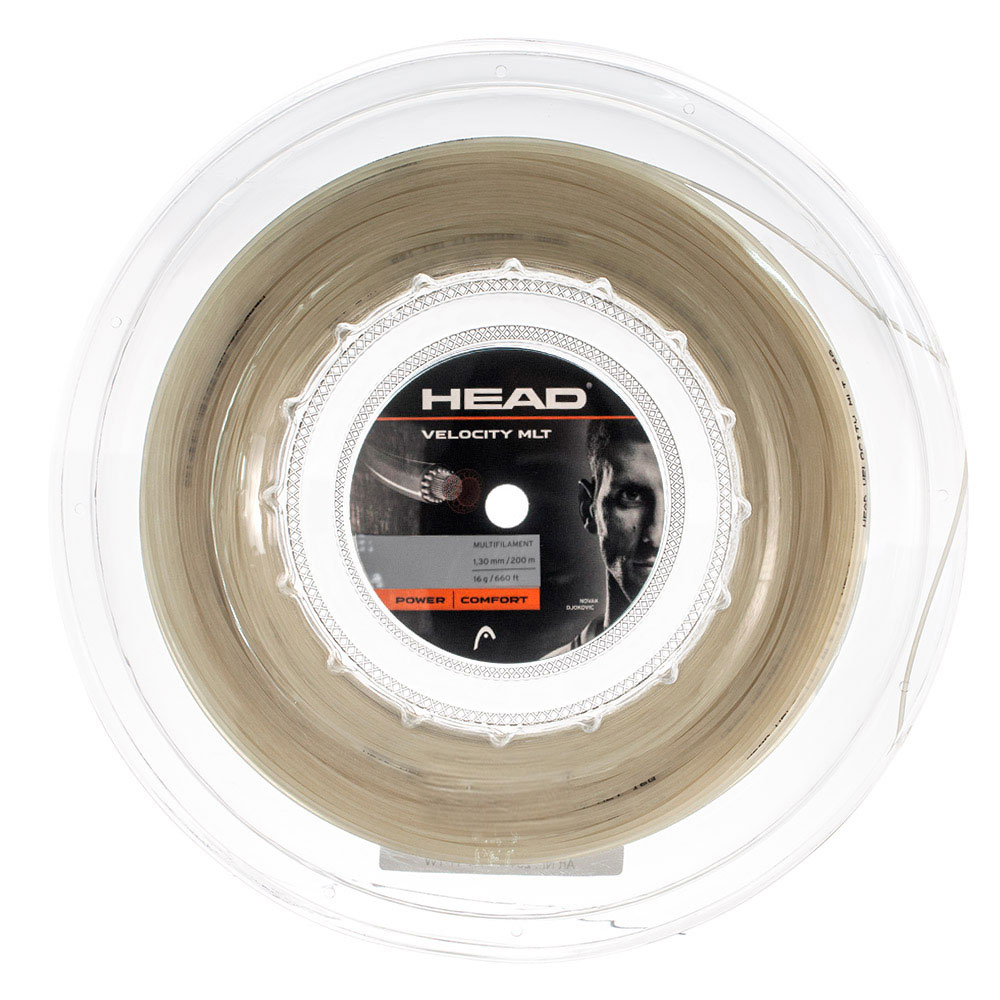 Head MultiPower Velocity 1.30 200 m Reel - Natural